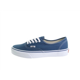 КЕДЫ VANS Authentic navy white sole