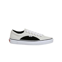 КЕДЫ VANS Lampin true white black white sole
