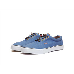 КЕДЫ VANS Era 59 C&L guate navy white