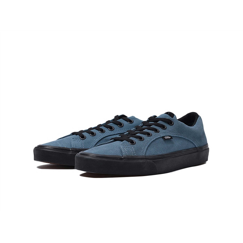 vans lampin blue mirage black sole